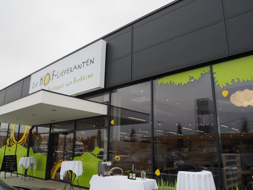 goodblog: Eröffnung Hoflieferanten