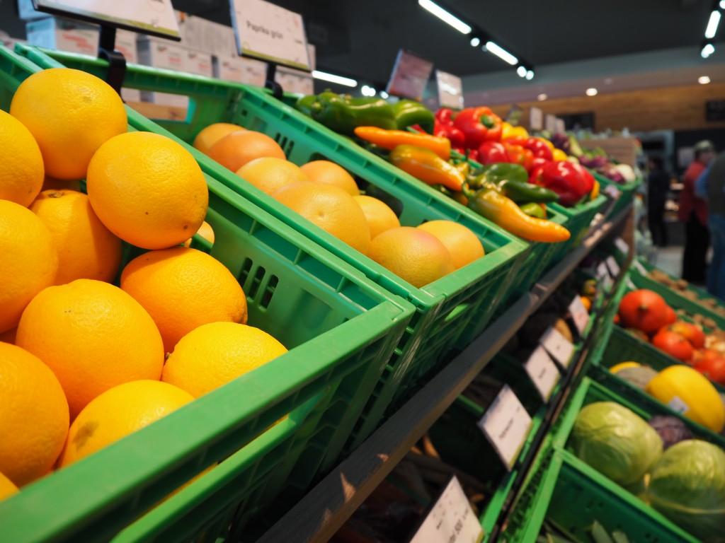 goodblog: Eröffnung Hoflieferanten Bio-Obst