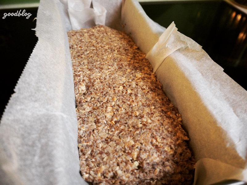 goodblog: Zubereitung vom Lifechanging bread