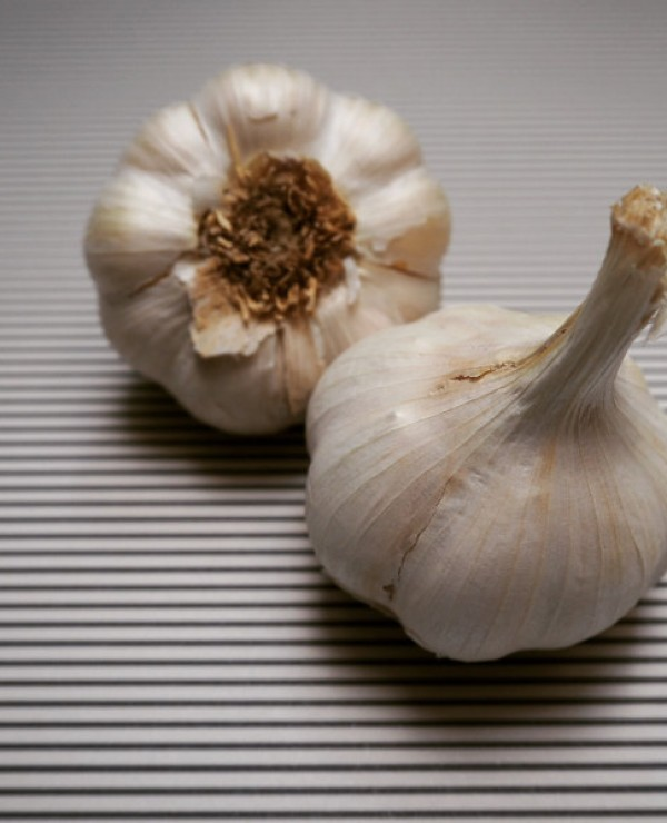goodblog: Superfood Knoblauch - Knoblauchsuppe