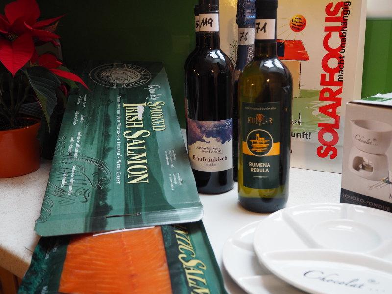 goodblog: Spenden machen aus Weihnachtsgeschenken