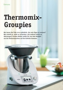 goodblog: Biomagazin - Die Thermomix-Groupies