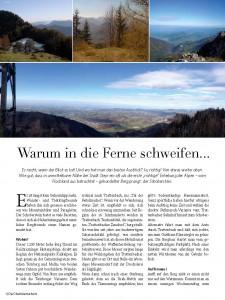 goodblog - Mein Hausberg: Der Schoberstein - Artikel aus Die Steyrerin