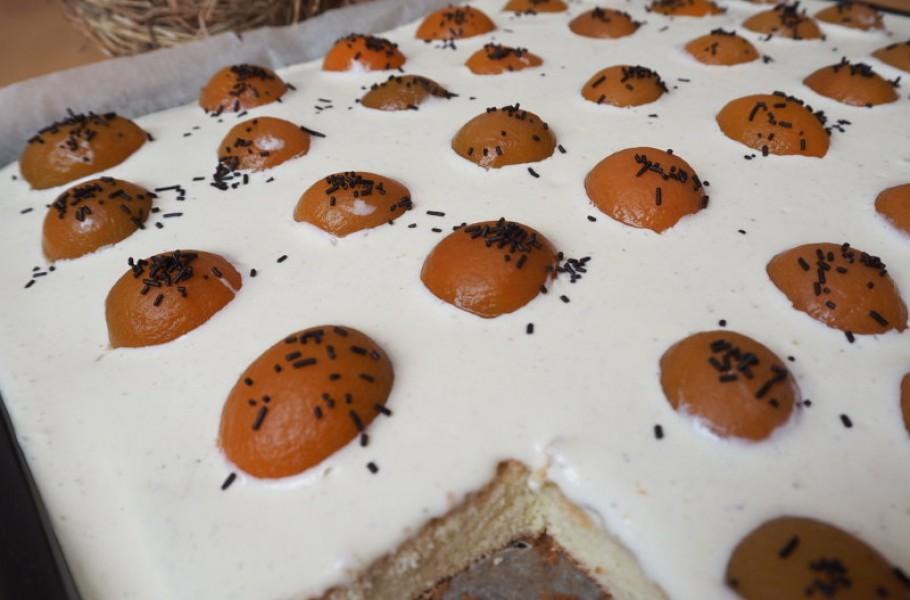 goodblog: Spiegelei-Kuchen