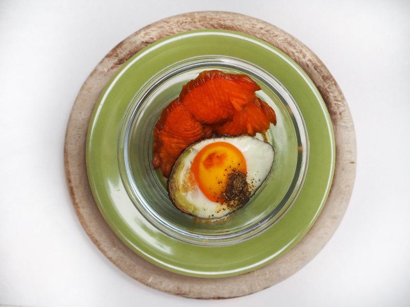 goodblog: Vegane Matcha Latte und Avocado-Ei-Frühstück