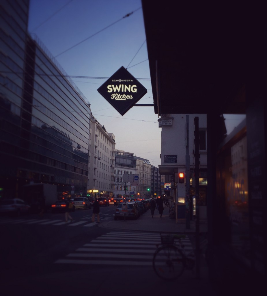 goodblog: Swing Kitchen - Vegan in Wien
