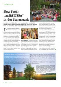 goodblog im Biomagazin: Aufrettern im Biohotel Retter