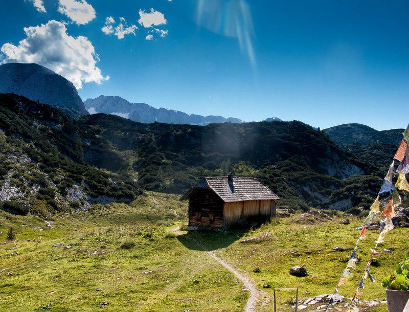 goodblog: Gjaidalm - Aussicht