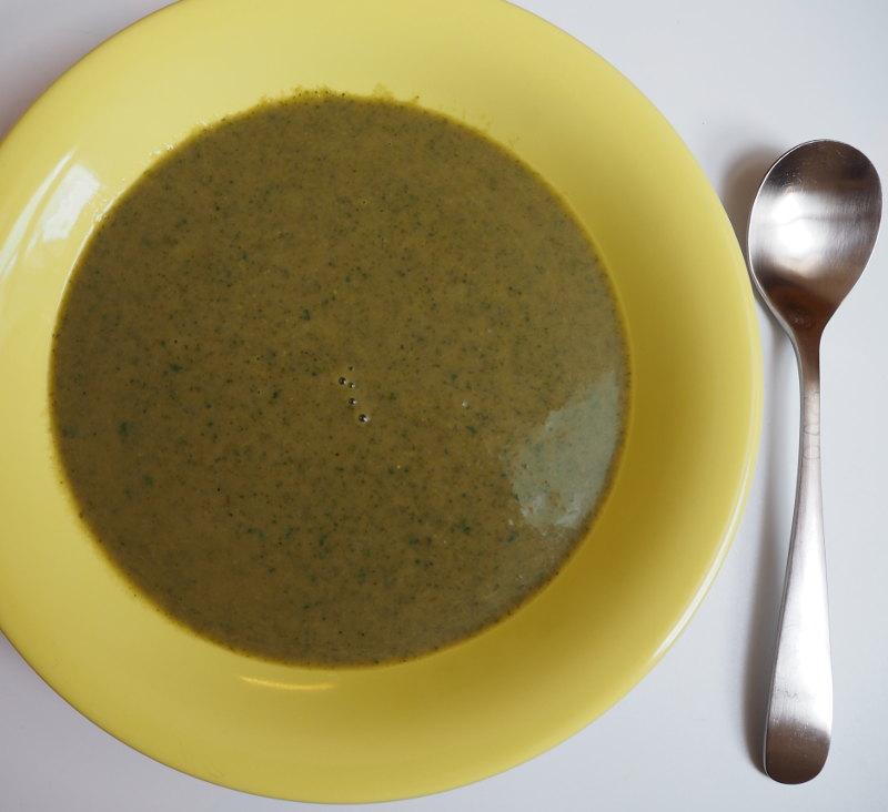 goodblog: Superfood Brennnessel - Brennnesselsuppe