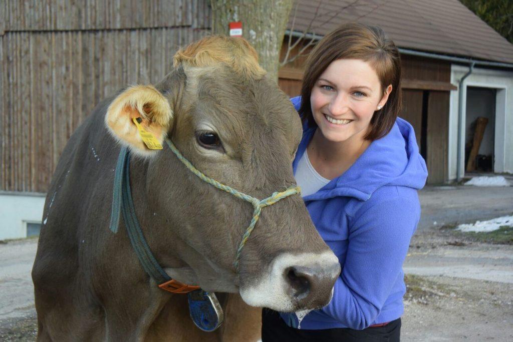 goodblog im Lebensart Magazin: Milchproduktion - Christa