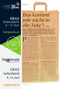 goodblog im Biomagazin: Verpackungsfrei - Das kommt nicht in die Tüte