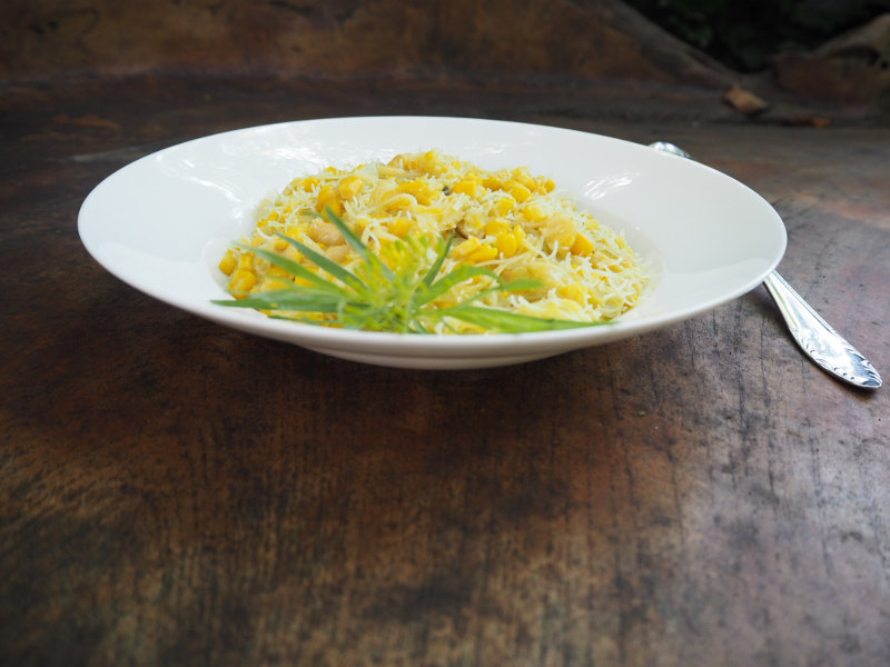 goodblog: One Pot - Veganes Zucchini-Curry