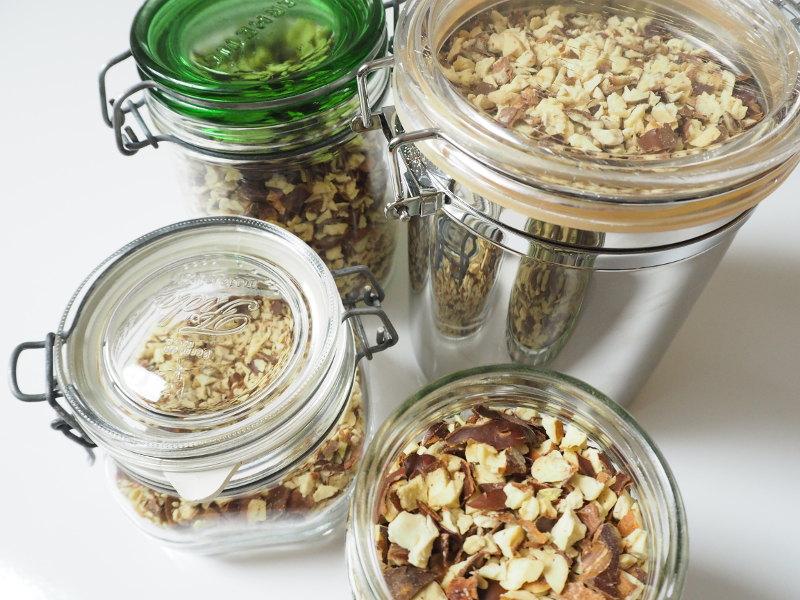 goodblog wild werden: Kastanien-Waschmittel selber machen