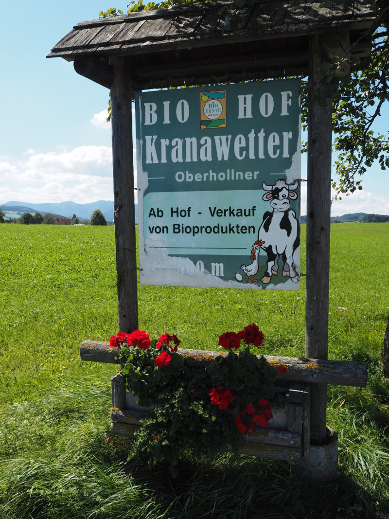 goodblog im Biomagazin: Man muss kein Aussteiger sein - Biobauer Hoina - Biohof Kranawetter