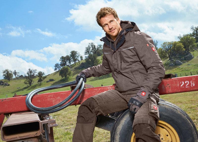 goodblog mit engelbert strauss: Faire Arbeitsbekleidung für Draussen - für Agrarier