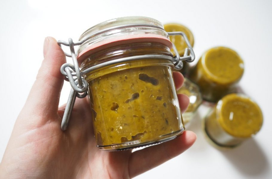 goodblog: Suppen-Gewürzpaste selbermachen - im Vorratsglas