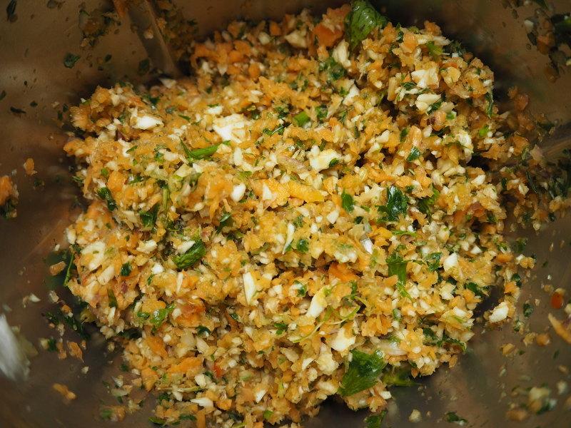 goodblog: Suppen-Gewürzpaste selbermachen - Zerkleinern