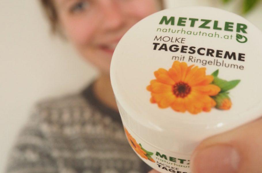 goodblog: Meine Naturkosmetik - Metzler Molkeprodukte Tagescreme mit Ringelblume