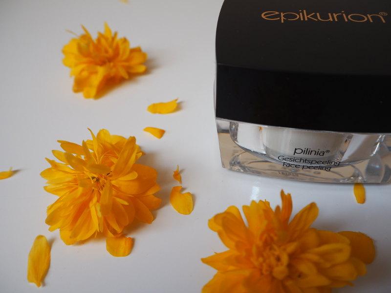 goodblog: Naturkosmetik - Epikurion Gesichtspeeling