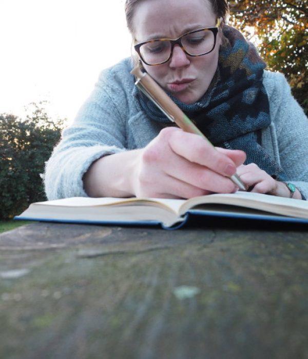 goodblog: Neujahrsvorsatz - mich nicht mehr erklären
