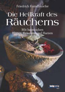 goodblog und NEUE Vorarlberger Tageszeigung: Räuchern in den Raunächten - Buchtipp: Die Heilkraft des Räucherns