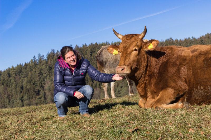 goodblog im Biomagazin: Jakobe Rind - Wagyu-Fleisch vom Kohlenerhof - Gundi Kiesenhofer