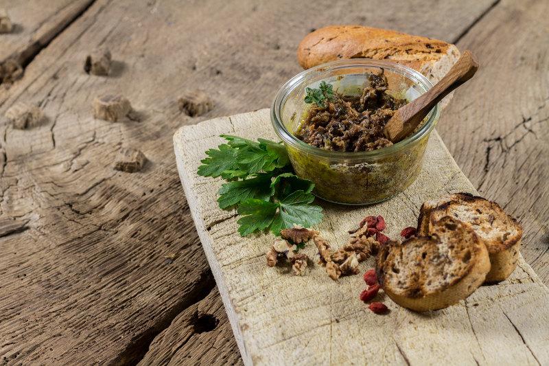goodblog im Biomagazin: Jakobe Rind - Wagyu-Fleisch vom Kohlenerhof - Wagyu-Rilettes