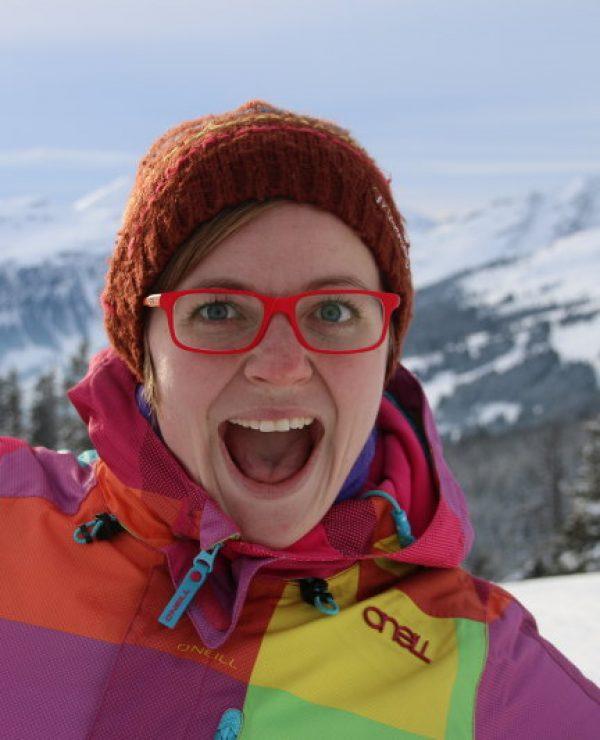 goodblog in der Story Base Saalbach: Carmen Hafner (c) Gesa Temmen