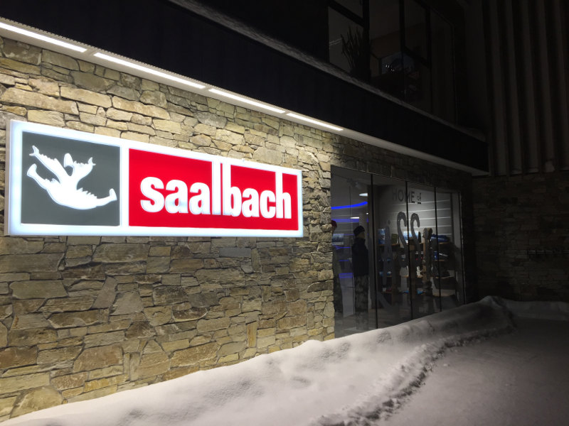 goodblog in der Story Base Saalbach