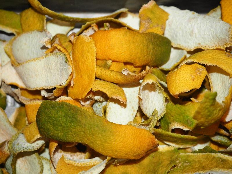 goodblog: Zero Waste Tipp - Zitronenpulver statt Schalen wegwerfen