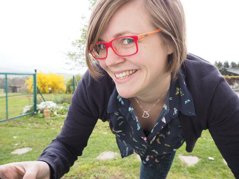goodblog: 1 Jahr Selbstständigkeit - Stay foolish - Carmen Hafner