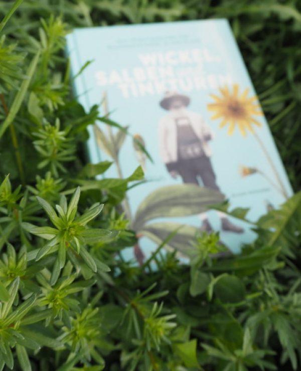 goodblog Gewinnspiel: Kräuterbücher als Nachschlagewerke - Achmüller: Wickel, Salben und Tinkturen