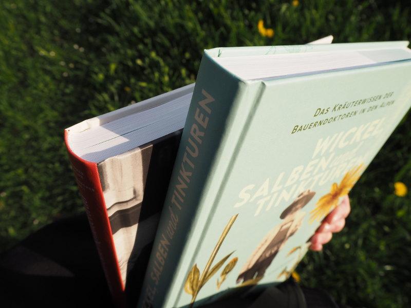 goodblog Gewinnspiel: Kräuterbücher als Nachschlagewerke - Edition Raetia