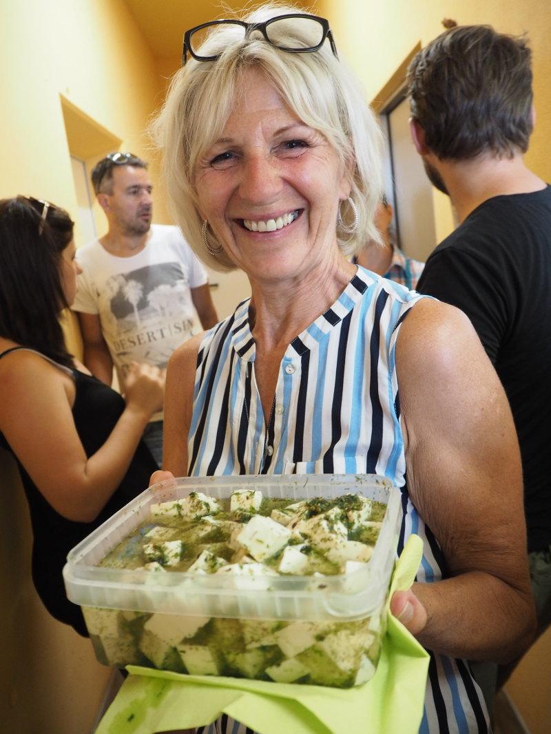 goodblog im Großarltal: Der frischeste Frischkäse