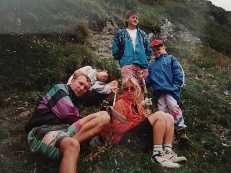 goodblog im Großarltal 1991