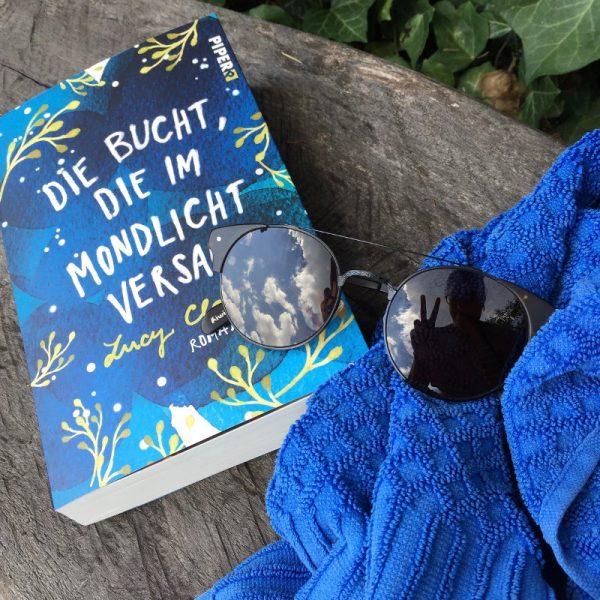 goodblog - Lesestoff für den Sommer: Lucy Clarke: Die Bucht, die im Mondlicht versank