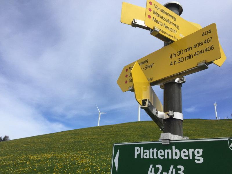 goodblog: Ernst pilgert - nein, Carmen. Nach Mariazell