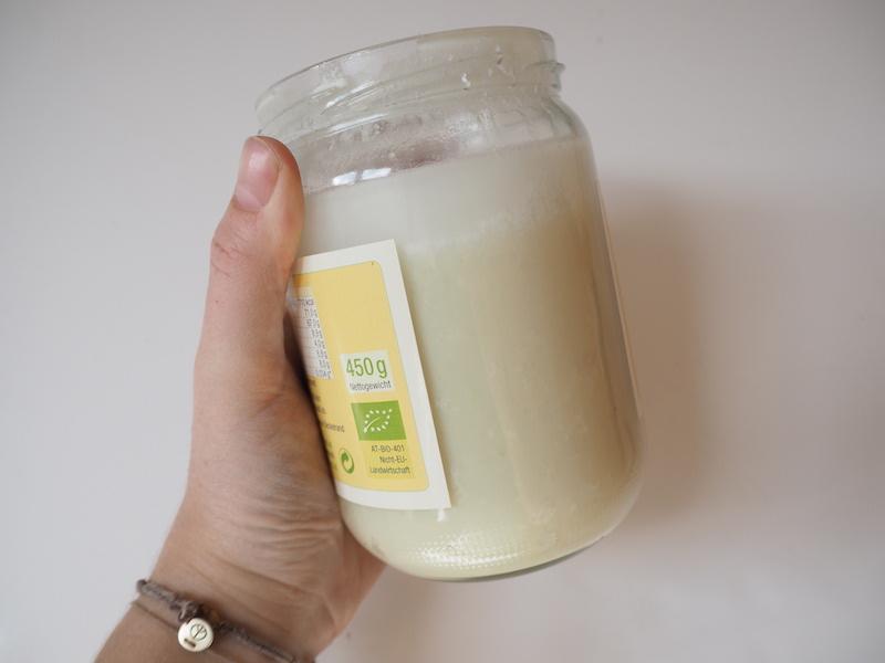 goodblog: Kokosmilch selbermachen - aus Kokosmus