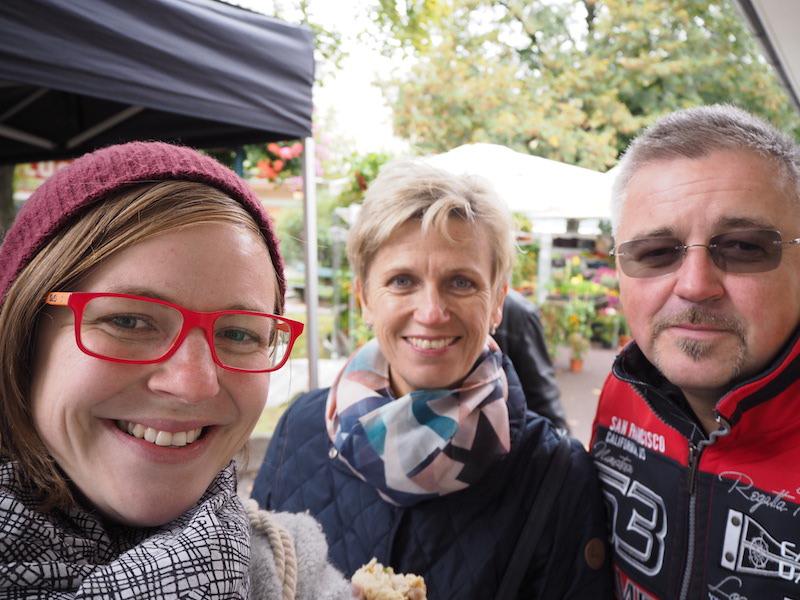 goodblog für visitlinz: Linzer Südbahnhofmarkt - Familie Hafner