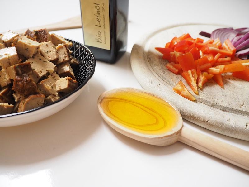 goodblog: Leinöl-Kartoffeln