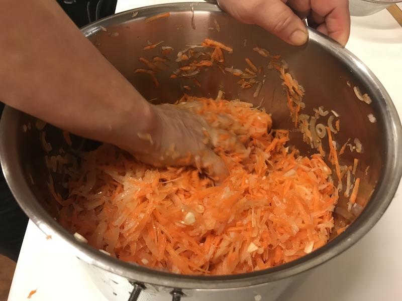 goodblog in der NEUEN Vorarlberger Tageszeitung: Gemüse fermentieren - Kimchi