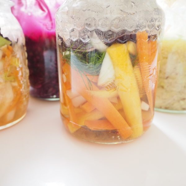 goodblog in der NEUEN Vorarlberger Tageszeitung: Gemüse fermentieren