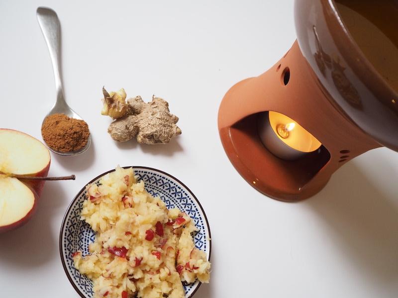 goodblog in der NEUEN Vorarlberger Tageszeitung: Warme-Füße-Salbe selbermachen