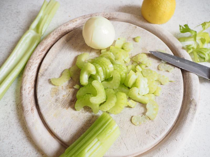 goodblog: Olivenöl zum Gemüse