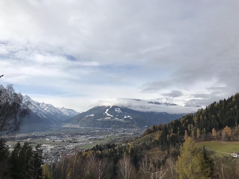 goodblog in Osttirol: Ausblick von der Unterkunft Panoramablick Osttirol in Lienzgoodblog in Osttirol: Ausblick von der Unterkunft Panoramablick Osttirol in Lienz
