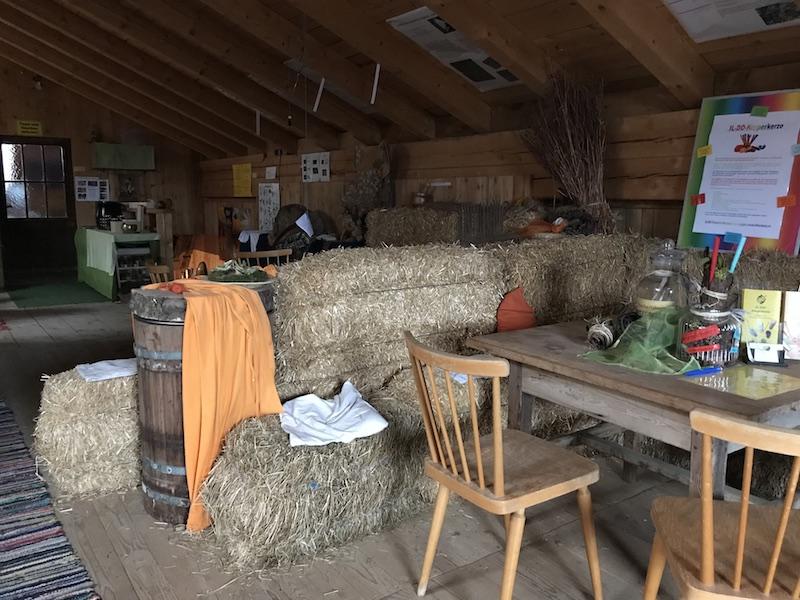 goodblog in Osttirol: Kräuterwirtshaus Strumerhof - Giftkräuter-Ausstellung