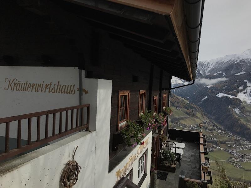 goodblog in Osttirol: Kräuterwirtshaus Strumerhof in Matrei / Virgen