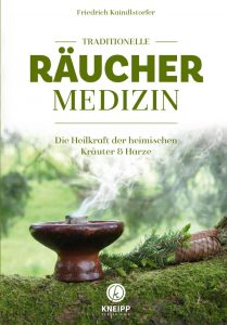 goodblog in der NEUEN Vorarlberger Tageszeitung: Räuchern als Medizin - Buchtipp Kneipp Verlag