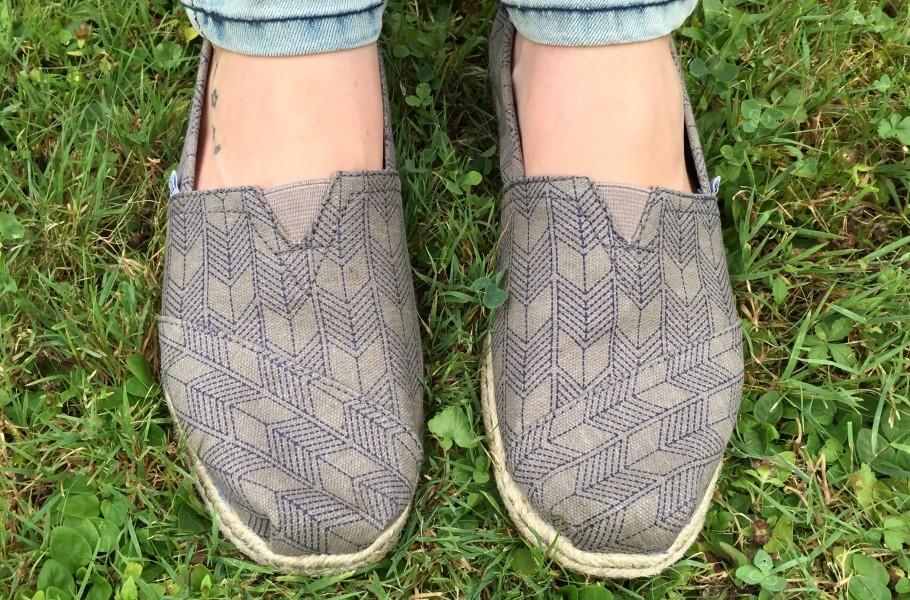 TOMS: Schuhe kaufen für den guten Zweck