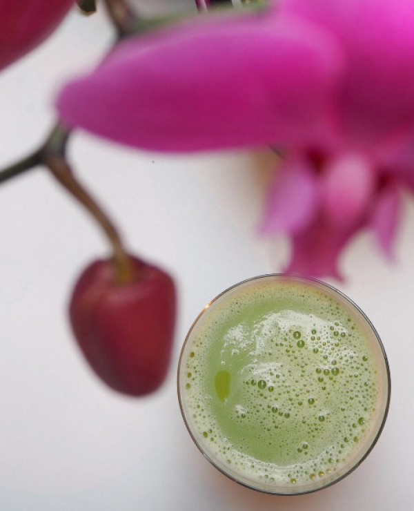 goodblog: Vegane Matcha Latte
